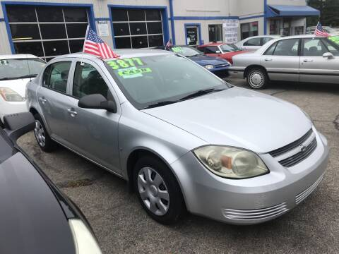 2010 Chevrolet Cobalt for sale at Klein on Vine in Cincinnati OH