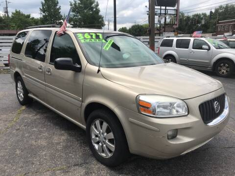 2007 Buick Terraza for sale at Klein on Vine in Cincinnati OH