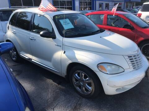 2004 Chrysler PT Cruiser for sale at Klein on Vine in Cincinnati OH