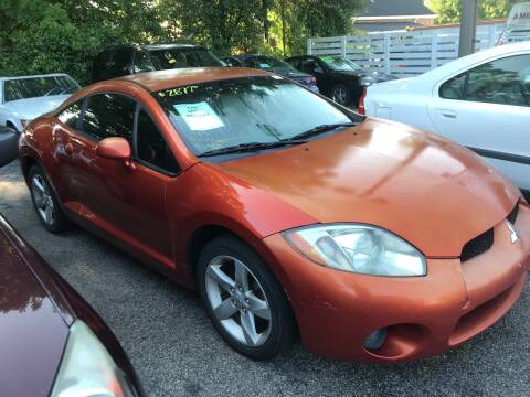 2007 Mitsubishi Eclipse for sale at Klein on Vine in Cincinnati OH