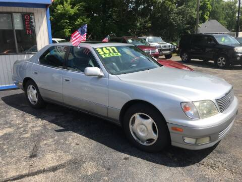 1999 Lexus LS 400 for sale at Klein on Vine in Cincinnati OH