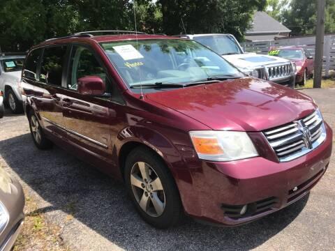 2009 Dodge Grand Caravan for sale at Klein on Vine in Cincinnati OH