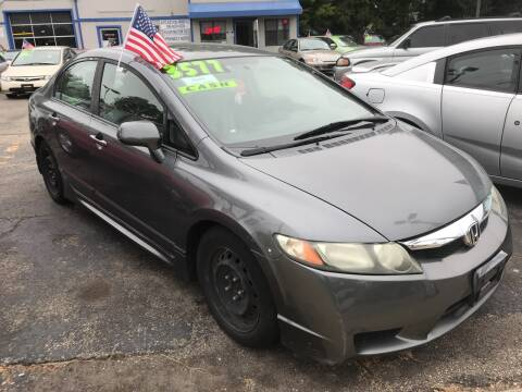 2009 Honda Civic for sale at Klein on Vine in Cincinnati OH