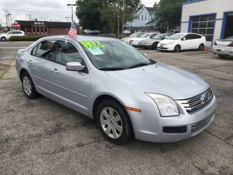 2006 Ford Fusion for sale at Klein on Vine in Cincinnati OH