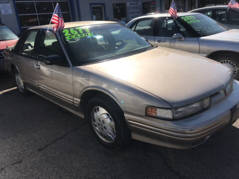 1997 Oldsmobile Cutlass Supreme for sale at Klein on Vine in Cincinnati OH