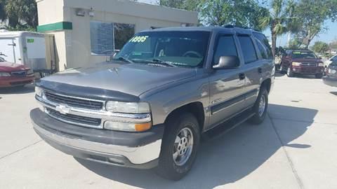 2003 Chevrolet Tahoe for sale in Melbourne, FL