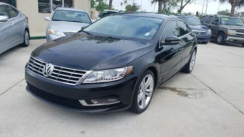 2013 Volkswagen CC for sale in Melbourne, FL