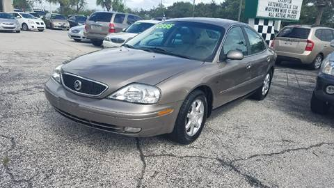 2002 Mercury Sable for sale in Melbourne, FL