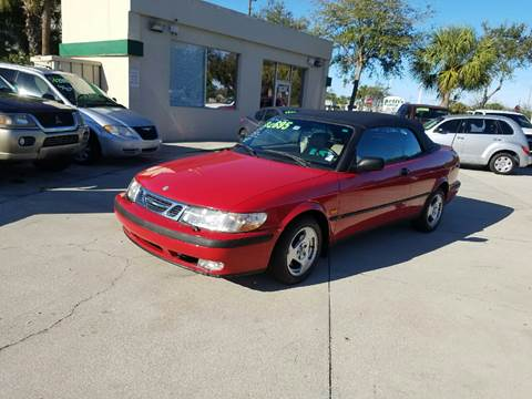 1999 Saab 9-3 for sale in Melbourne, FL