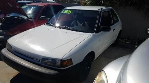 1991 Mazda 323 for sale in Melbourne, FL