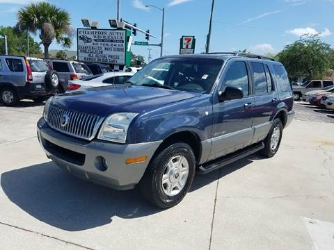 2002 Mercury Mountaineer for sale in Melbourne, FL