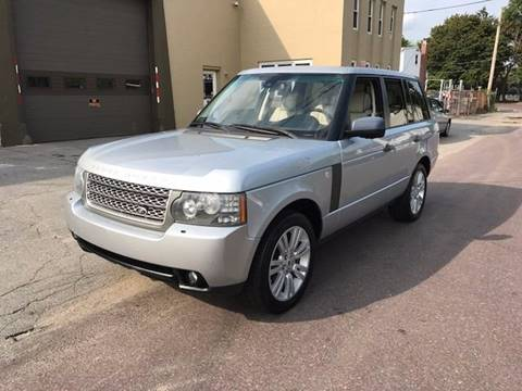 2010 Land Rover Range Rover for sale in Acton, MA