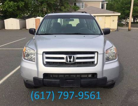 2007 Honda Pilot for sale in Acton, MA