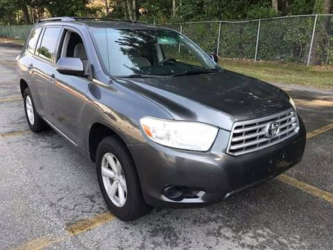 2008 Toyota Highlander for sale in Arlington, MA