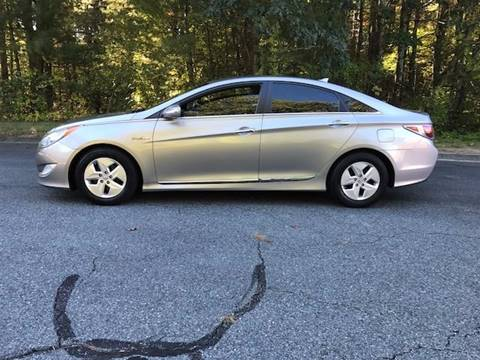 2012 Hyundai Sonata Hybrid for sale in Acton, MA