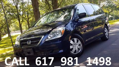 2005 Honda Odyssey for sale in Acton, MA