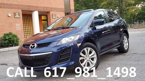 2010 Mazda CX-7 for sale in Acton, MA