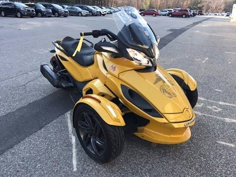 2013 Can-Am ST-S