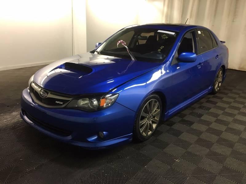 Used Subaru Impreza Wrx For Sale Cargurus