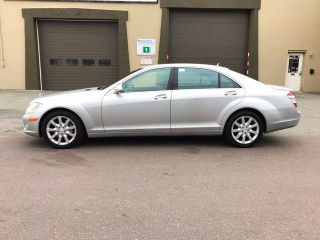 2007 mercedes benz s class awd s 550 4matic 4dr sedan in arlington ma. Cars Review. Best American Auto & Cars Review