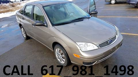 2005 Ford Focus for sale in Arlington, MA