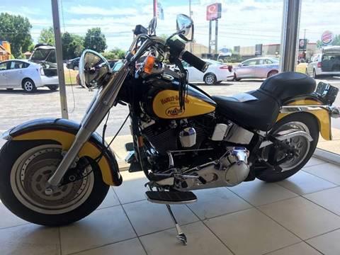 1994 Harley-Davidson FAT BOY