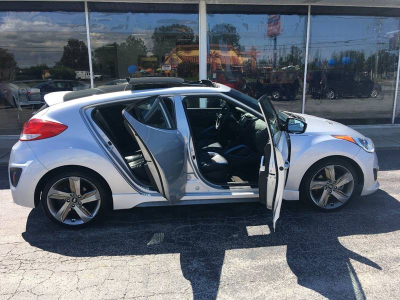 2013 Hyundai Veloster Turbo 3dr Coupe - Norwalk OH