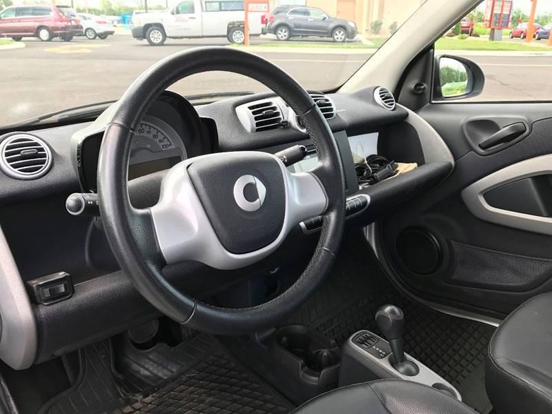 2012 Smart fortwo pure 2dr Hatchback - Norwalk OH