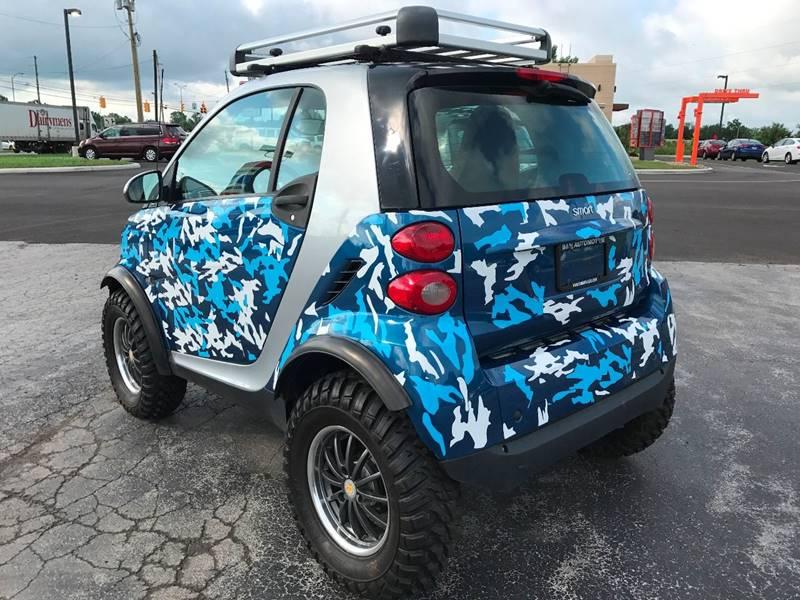 2009 Smart fortwo pure 2dr Hatchback - Norwalk OH