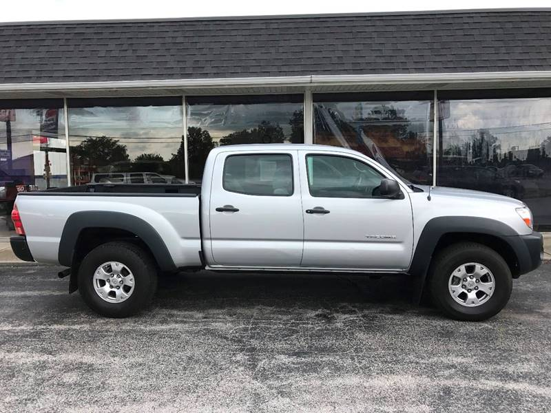2008 Toyota Tacoma 4x4 V6 4dr Double Cab 6.1 ft. LB 5A - Norwalk OH