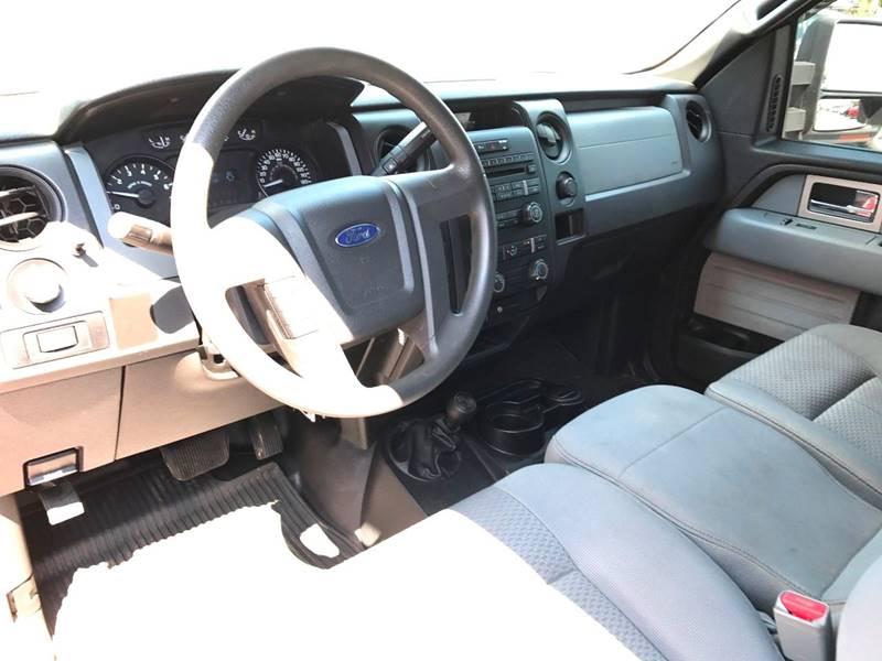 2011 Ford F-150 4x4 STX 4dr SuperCab Styleside 6.5 ft. SB - Norwalk OH