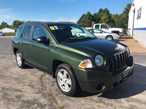 2007 Jeep Compass for sale in Norwalk, OH