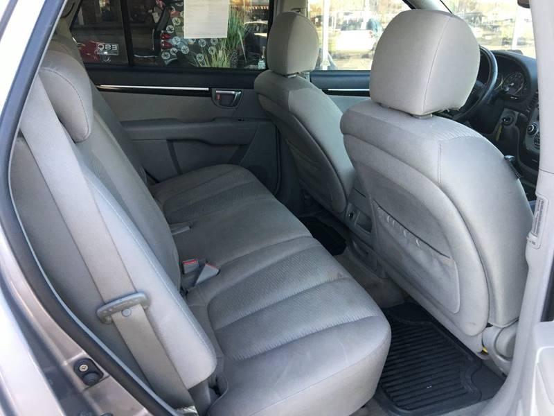 2007 Hyundai Santa Fe AWD SE 4dr SUV - Norwalk OH