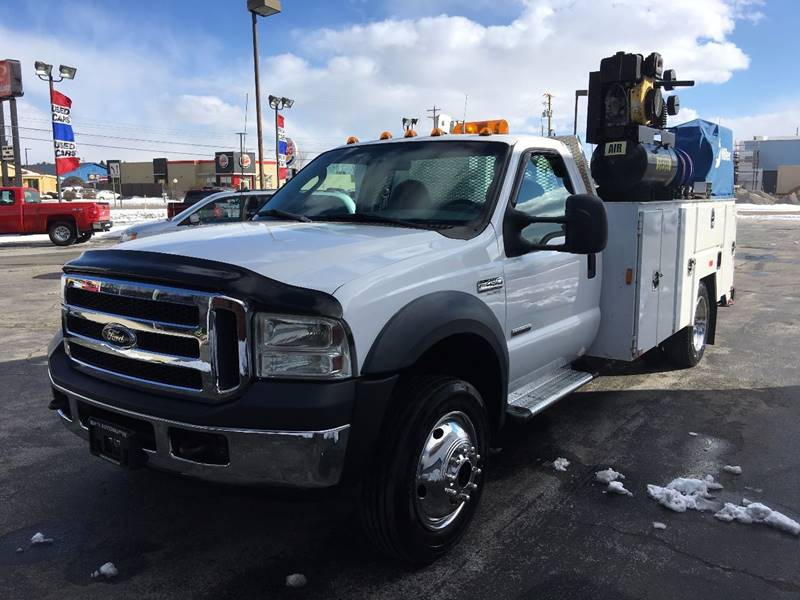 2006 Ford F-450 XL SUPER DUTY - Norwalk OH