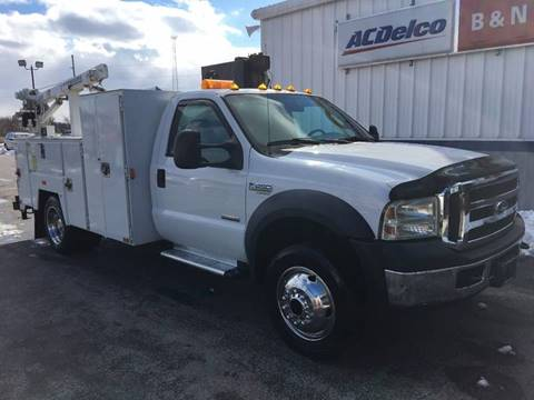 2006 Ford F-450 for sale in Norwalk, OH