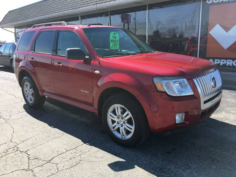 2008 Mercury Mariner AWD V6 4dr SUV - Norwalk OH