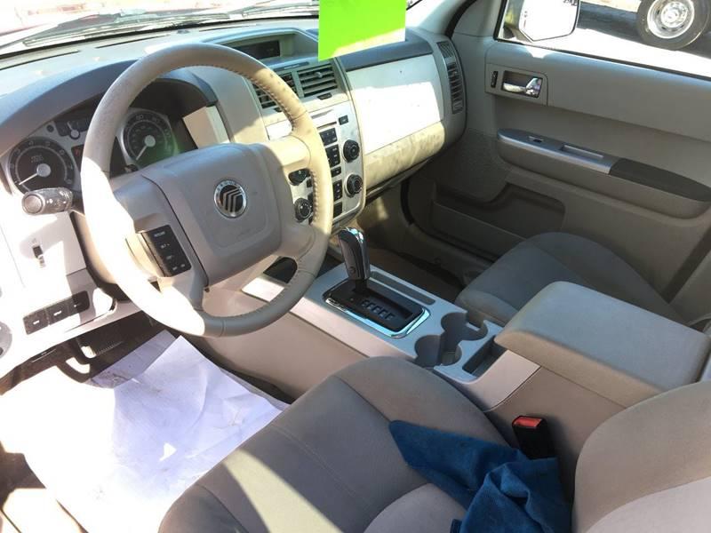 2008 Mercury Mariner AWD V6 4dr SUV - Norwalk OH