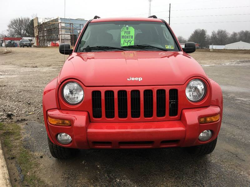 2003 Jeep Liberty Limited 4WD 4dr SUV - Norwalk OH