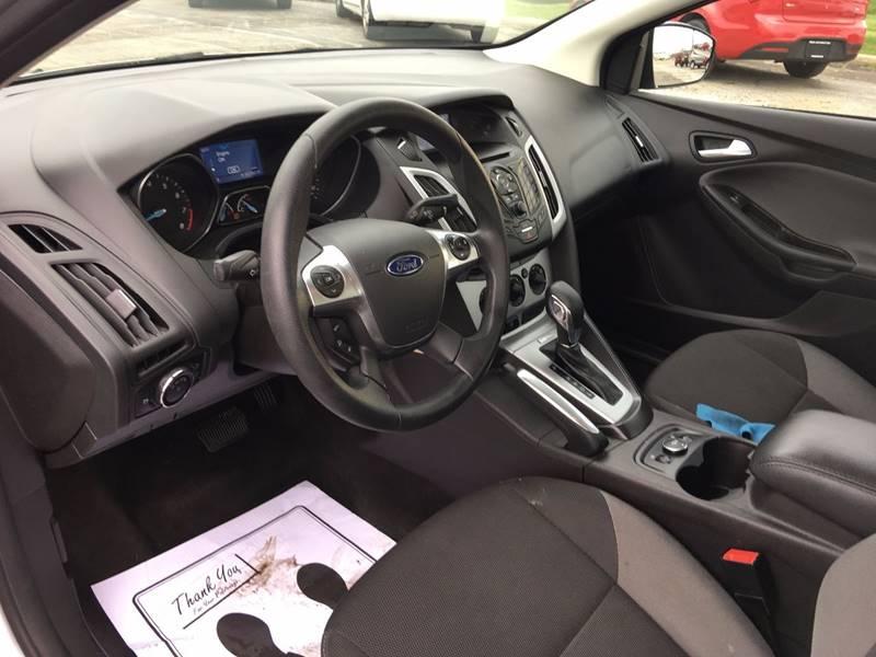 2014 Ford Focus SE 4dr Sedan - Norwalk OH