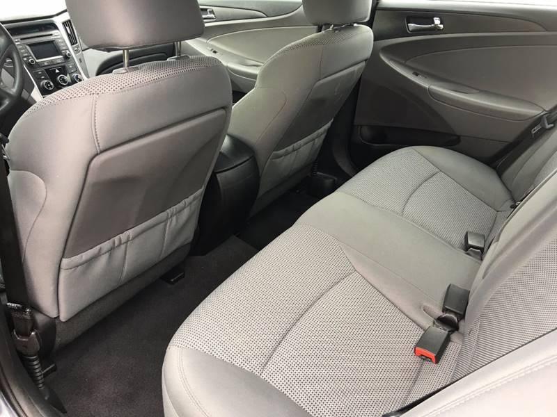 2014 Hyundai Sonata GLS 4dr Sedan - Norwalk OH