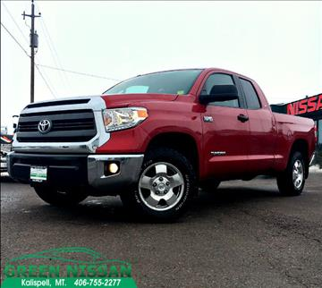 2014 Toyota Tundra for sale in Kalispell, MT