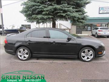 2012 Ford Fusion for sale in Kalispell, MT