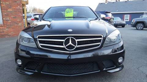 2009 Mercedes-Benz C-Class for sale at P&D Sales in Rockaway NJ