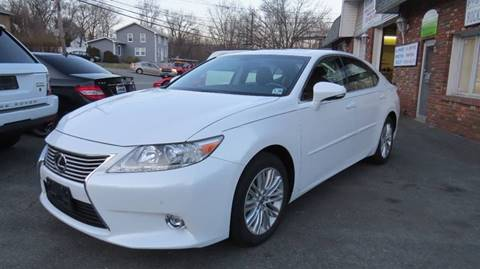 2015 Lexus ES 350 for sale at P&D Sales in Rockaway NJ