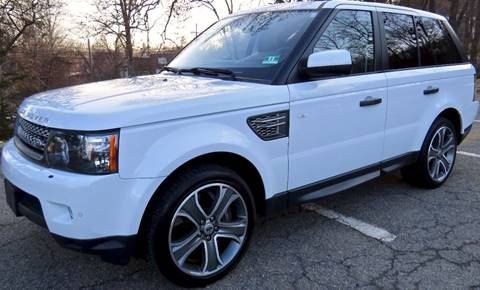 2011 Land Rover Range Rover Sport for sale at P&D Sales in Rockaway NJ