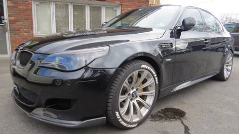 2009 BMW M5 for sale at P&D Sales in Rockaway NJ