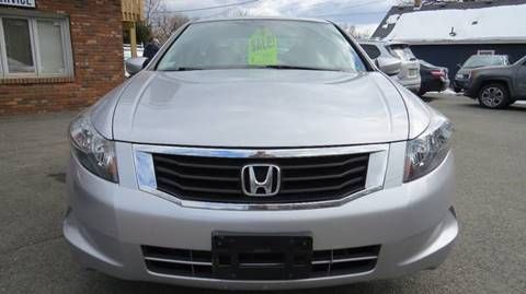 2008 Honda Accord for sale at P&D Sales in Rockaway NJ