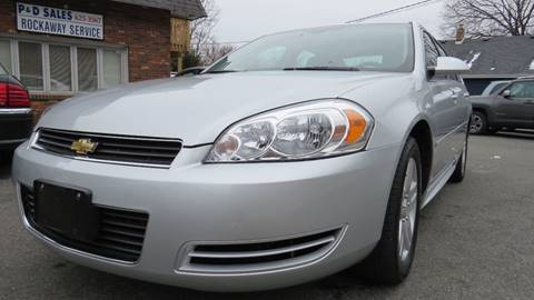 2009 Chevrolet Impala for sale at P&D Sales in Rockaway NJ