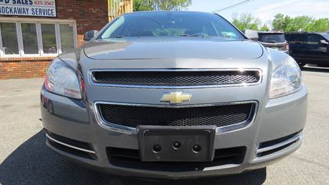2008 Chevrolet Malibu for sale at P&D Sales in Rockaway NJ