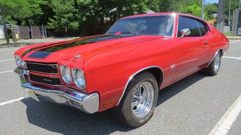 1970 Chevrolet Chevelle for sale at P&D Sales in Rockaway NJ